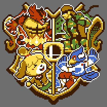 Super Smashwarts de knightsofloam