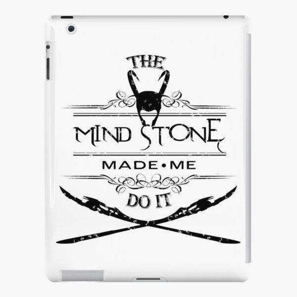 The Mind Stone Made Me Do It iPad Snap Case