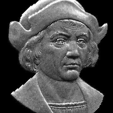 Christopher Columbus by kislev
