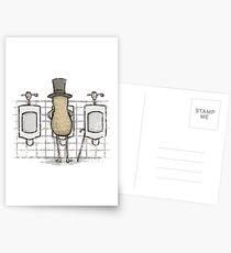Mr. Peenut Postcards