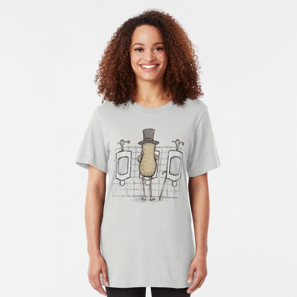 Mr. Peenut Slim Fit T-Shirt
