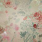 Die Schönheit des Chaos mit orientalischen Blumen von Eva Nev
