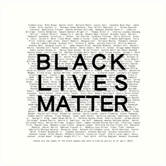 Black Lives Matter by Ella Pauly