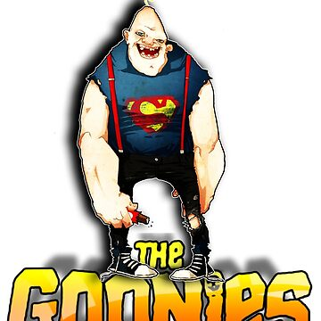 The Goonies by retropopdisco