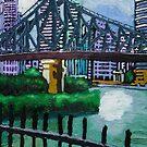 Expressions of Brisbane by GaffaUK
