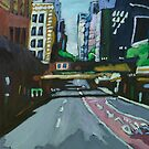 Adelaide St, Brisbane by GaffaUK