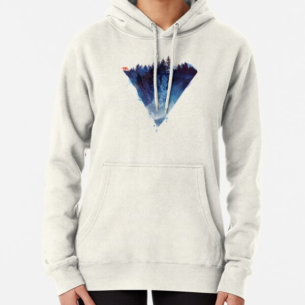 near to the edge Pullover Hoodie