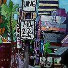 Bus Lane by GaffaUK