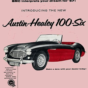 AUSTIN HEALEY 100/6 by ThrowbackMotors