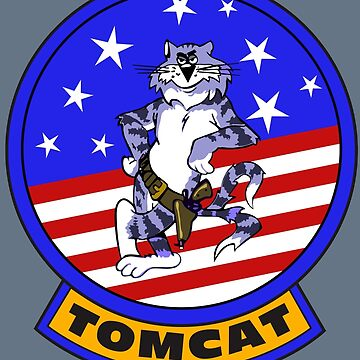 Tomcat - Anytime baby! by dtkindling