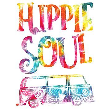 Hippie Soul Van by dmanalili