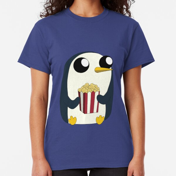 Gunter loves popcorn! Classic T-Shirt