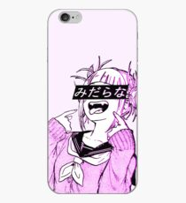 LEWD (PINK) - Sad Japanese Anime Aesthetic iPhone Case