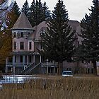 The Montana State Orphanage - 1209 views by Bryan D. Spellman