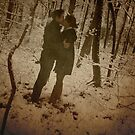 winter embrace by Morgan Kendall