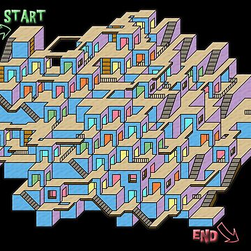 Cube Maze & Labyrinth by gorff