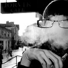 Hidden Shisha Smoke by jennimarshall