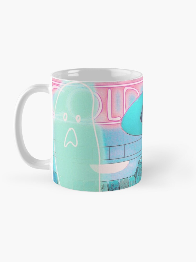 Alternate view of ghosts Mug