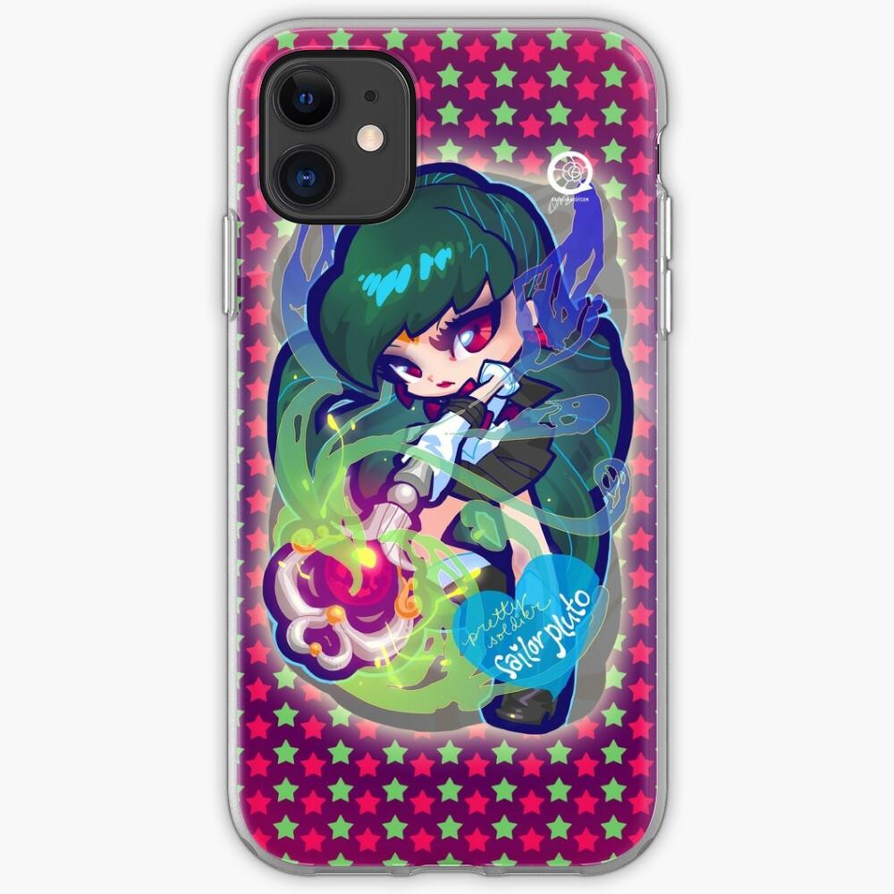 pluto iPhone Soft Case
