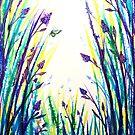 Lavender Fields by Linda Callaghan