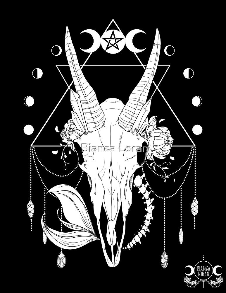 Capricorn  by Bianca Loran