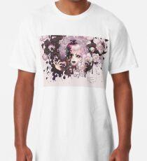 black orchid Long T-Shirt