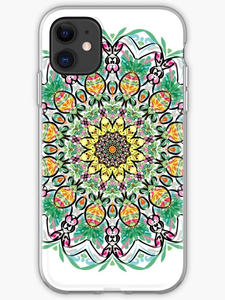 Mandala Bunny iphone 11 case
