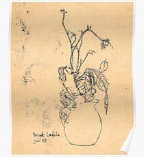 bouquet sordide Poster