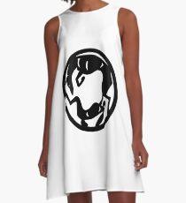UniQ Ibizan Hound hunting hare A-Line Dress