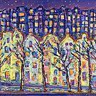 Night Amsterdam by Irinamai