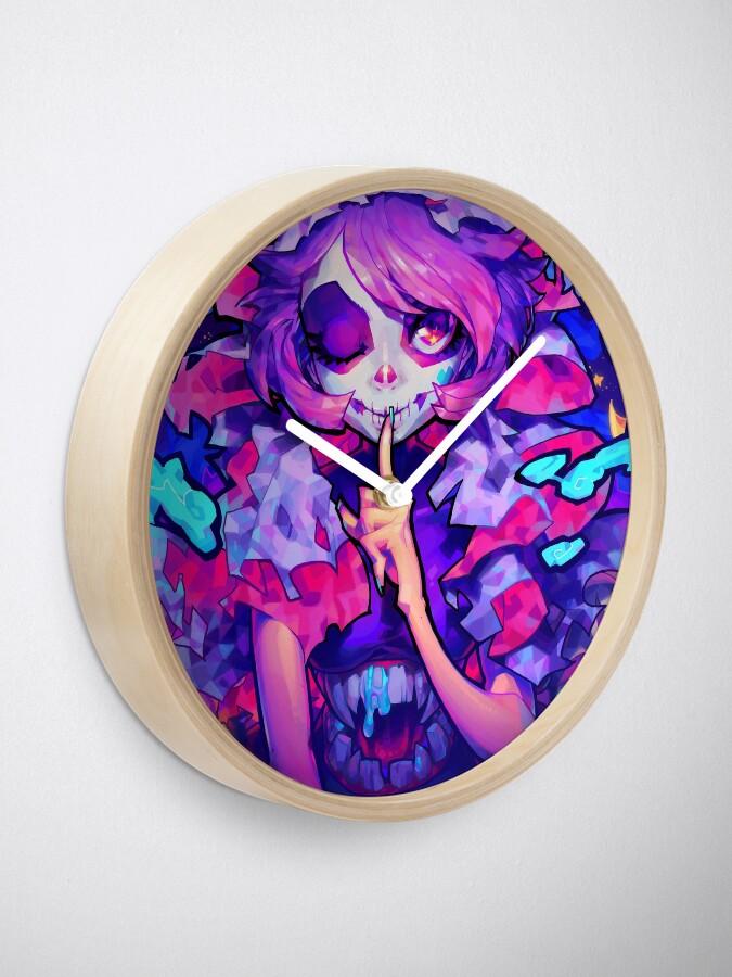Vista alternativa de Reloj fantasma