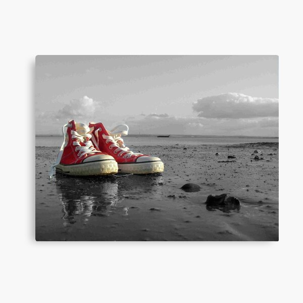 'Stuck in the mud' Canvas Print