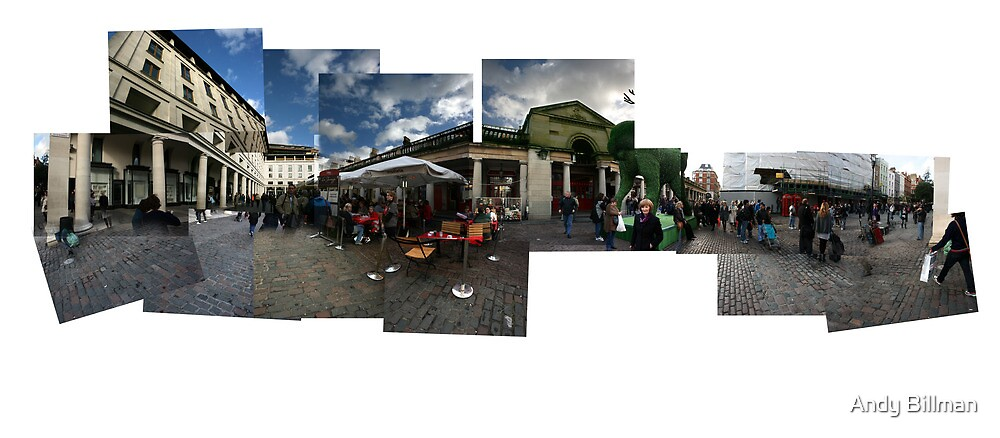 Covent Garden by Andy Billman