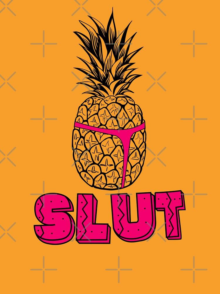 Pineapple Slut by xDeluxe