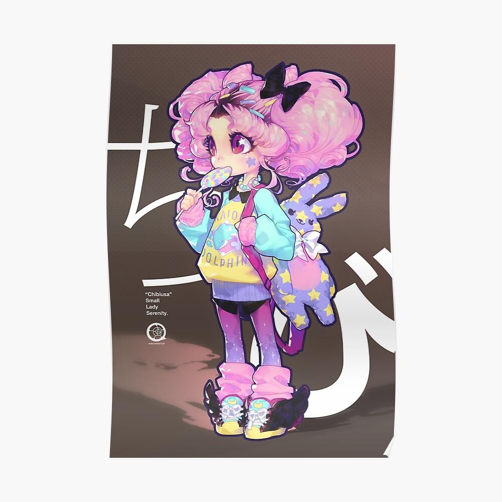 Chibi Poster