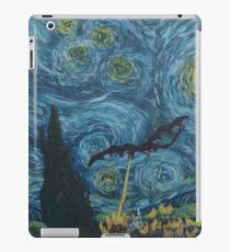 I See Fire In The Starry Night iPad Case/Skin