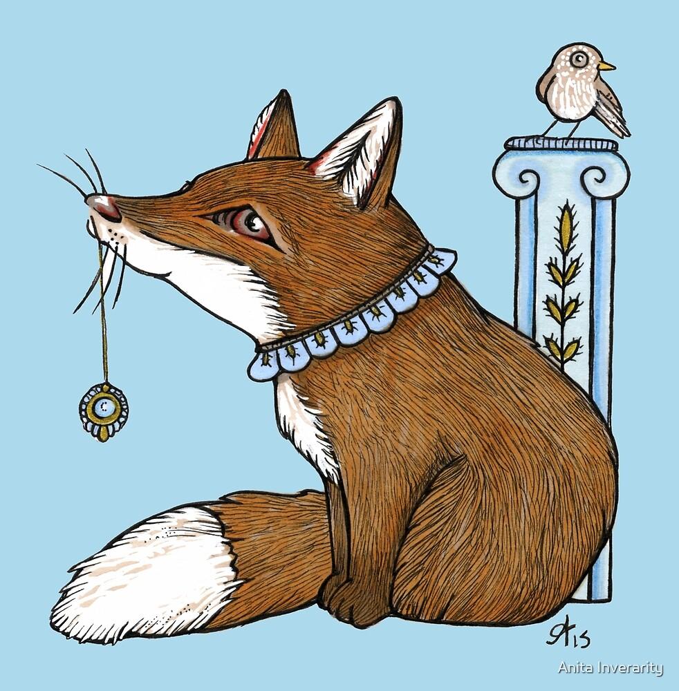 Enricho's Fox by Anita Inverarity