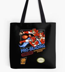 Pro-Bending Tote Bag