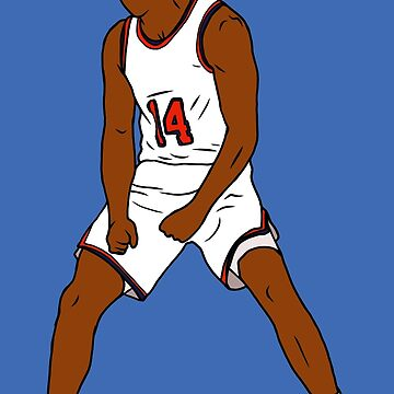 Allonzo Trier Celebration by RatTrapTees