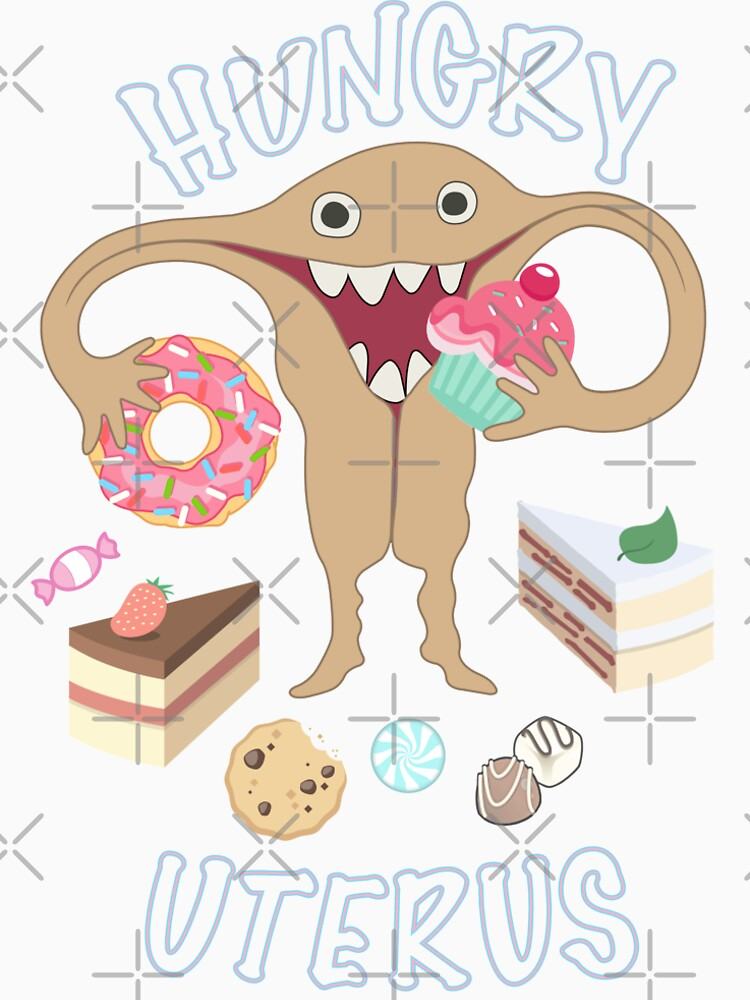 Hungry Uterus Sweet by heARTcart