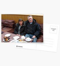93 - SYLVIA AND TOM GOMEZ - (D.E. 2010) Postcards