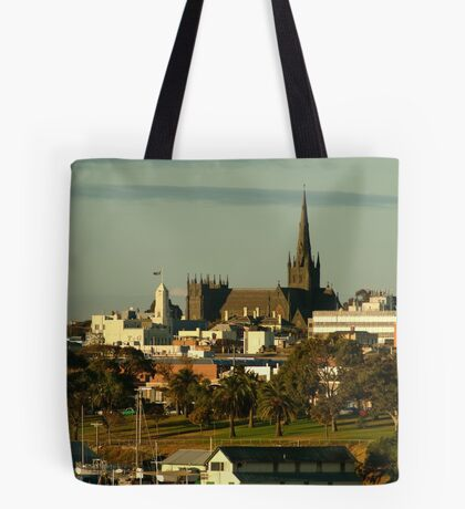 St Mary's Basilica,Geelong Tote Bag