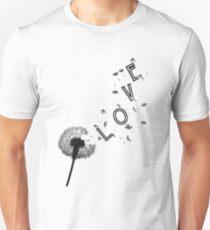 Love Dandelion  Unisex T-Shirt