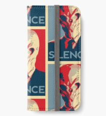 The Silence  iPhone Wallet/Case/Skin