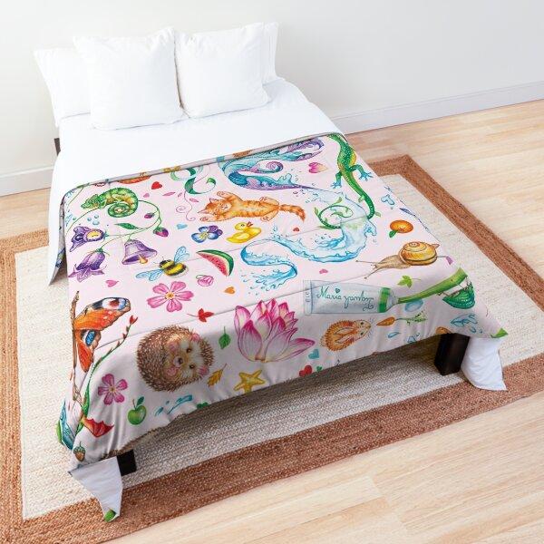 Sweet dreams by Maria Tiqwah Comforter