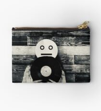 Smiley with Record Studio Pouch