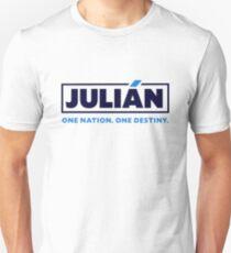 Julian Castro 2020 President Logo Unisex T-Shirt