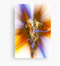 Our God Reigns Forever Canvas Print