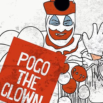 Pogo the clown by FrenchToasty