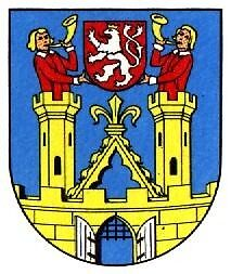 Coat of Arms of Kamenz, Germany by PZAndrews